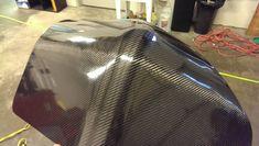 DIY Custom Carbon Fiber Fenders from Scratch   Common Fibers