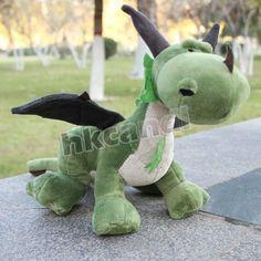 dragon 35 CM Green dinosaur Stuffed Animals soft toy baby dolls plush toy BG | Toys & Hobbies, Stuffed Animals, Other Stuffed Animals | eBay!