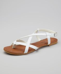 White Trade-4 Sandal | Daily deals for moms, babies and kids