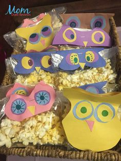 Having a Hoot of a Owl Party! My daughter just turned 11 and her theme choice was owls. I always strive to make my children& birthdays something special starting with a themed cake and continuing through to the decorations. Hopefully she was happy. Owl Party Decorations, Owl Theme Classroom, Tree Centerpieces, Owl Tree, Themed Cakes, My Children, Owls, To My Daughter, Birthdays