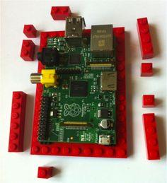 Raspberry Pi - Lego Case