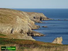 Walking towards the famous Pointe du Raz, the most Western point of the French mainland