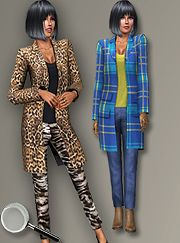 ALL ABOUT STYLE > ADULT FEMALE Outerwear > Page 2