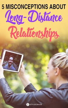 5 Common Misconceptions About Long-Distance Relationships