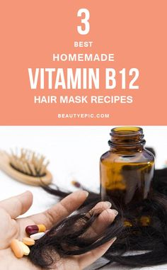 Natural Remedies For Hair Growth 3 Best Homemade Vitamin Hair Mask Recipes Vitamins For Hair Growth, Hair Vitamins, Natural Health Tips, Natural Health Remedies, Hair Fall Remedy Home, Mac Cosmetics, Coconut Oil Hair Mask, Fall Makeup Looks, Healthy Lifestyle Tips