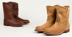 Red Wing Heritage Re-introduces the Pecos Collection - http://hddls.co/2arC8id