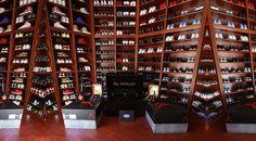 Shoes DJ Khaled's Remodeled Sneaker Room Is The Best Saving Water – The Bath vs. Shower Debate If yo Wooden Shoe Box, Sneaker Storage, Shoe Display, Best Savings, Closet Designs, Modern House Plans, Pent House, Shoe Closet, Sneakers