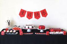 Ninja Party_part I