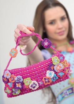 Outstanding Crochet: Crochet bag