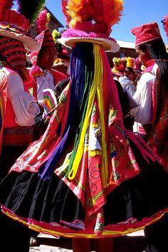 En Cuzco Peru