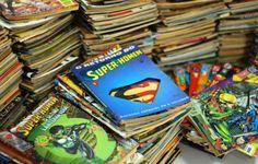 Planeta Alternativo Magazine: Como conservar sua coleção de revistas