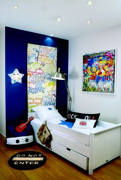 Chambre kilian on pinterest the simpsons homer simpson - Deco chambre petit garcon ...