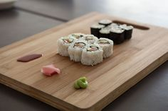 A beginner's guide to Sushi (click here for a tutorial)