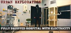 Hi, I would like to show you this amazing untouched hospital with everything inside and with active electricity. It looks like one day nobody came to work..  Thank you for your subscribe on my channel, like and share - your support..it keeps me motivated :)