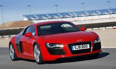 Audi R8 (© Audi)