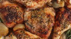 Sunday Night Roast Chicken & The Family Dinner