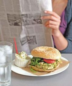 New York, Marc Grossman New York, Bagels, Food And Drink, Chicken, Ethnic Recipes, Drinks, Brazil, Caribbean, Drink Recipes