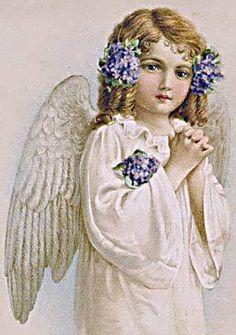 Lovely little angel