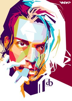 johnny depp on Behance