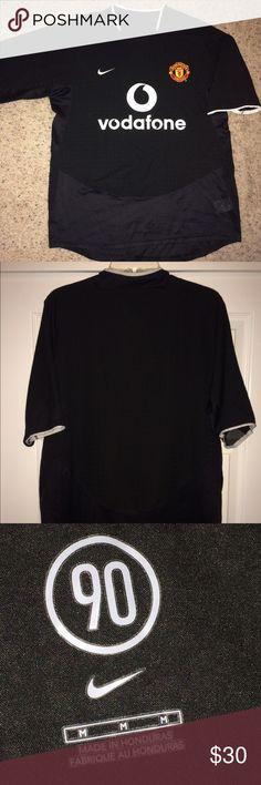 bd0ab61b74e Nike Manchester United MUFC Soccer Jersey ➡️Manchester United soccer jersey...  size