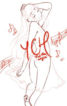 [YCH Auction] Feel the music [CLOSED] by tshuki.deviantart.com on @DeviantArt
