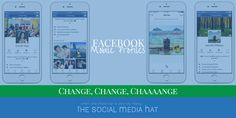Facebook has made some changes to how mobile profiles are displayed, as well as added some features to make your personal profile more interesting to new followers. | http://www.thesocialmediahat.com/blog/how-update-your-new-mobile-facebook-profile-10052015