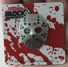 Horror Block Subscription Box Review + Coupon – May 2016 - Check out my review of the May 2016 Horror Block Subscription Box and save 17% on your first box!