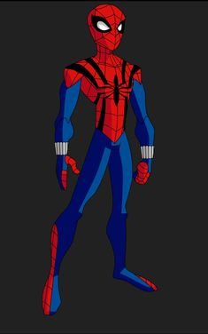 Marvel Art, Marvel Comics, Arma Steampunk, Spider Man Animated Series, Spider Man 2, Superhero Design, Spiderman Art, Spider Verse, Animation Series