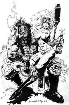 Nira & Lobo
