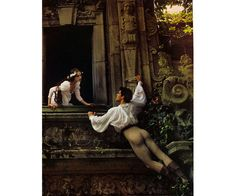 Vogue, Romeo & Juliet with Roberto Bolle