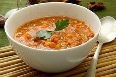 Čočková polévka