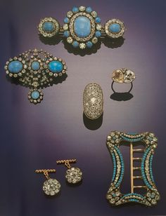 Thurn und Taxis jewels