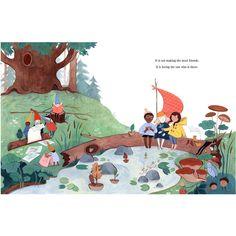 Forest Illustration, Children's Book Illustration, Book Illustrations, Koi, Magical Pictures, Love Art, Book Design, Storytelling, Childrens Books