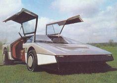 1980 Aston-Martin Bulldog Concept