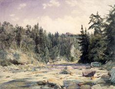 Brooklyn_Museum_-_Mountain_Stream_-_John_William_Hill_-_overall.jpg (768×597)