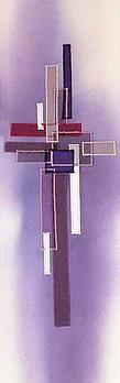 White Church Vestment Stoles designed by Elizabeth Lawson