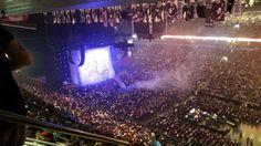 Queen and Adam Lambert! #ohcanada #wewillrockyou  pic.twitter.com/E6m8bO7yZI