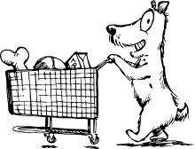 Shop Collections of Dog Toys, Beds, Collars & More | BarkShop
