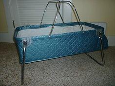 Vintage Baby Carrier/Portable Bed (Pram) *Kantwet* ~Sweet~ | eBay
