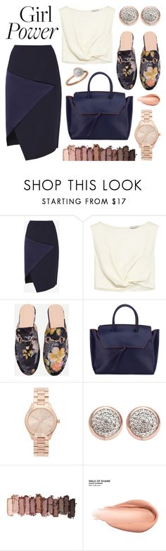 """Who Run The World? Girls."" by twenty-7 ❤ liked on Polyvore featuring Ted Baker, Rachel Comey, Alexandra de Curtis, Michael Kors, Links of London, Urban Decay and MyPowerLook"