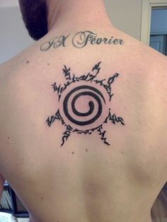 This is my seal tattoo #naruto #anime #seal #istanbul #tattoo