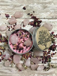 Velas perfumadas - Luxury Home Fragrance Natural Candles, Soy Wax Candles, Scented Candles, Candle Making Business, Candle Making Supplies, Rose Candle, Jar Candle, Candle Containers, Candlemaking