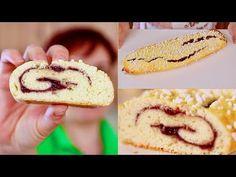 Crostata arrotolata - ricetta fatta in casa da Benedetta