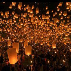 New Years. Thailand <3