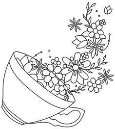 Teacup Bloom | Urban Threads