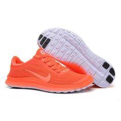 Billige Nike Free 3.0 Print Damesko Orange Hvid Sko Online | Fantastisk Nike Free 3.0 Print Sko Online | Nike Free Sko Online Til Salg | dkfree.com