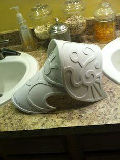 dressdiaries: New Costume: Zelda (entry 1) Foam Armor
