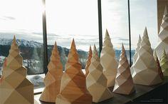 SPIRAL - Origami Art Design  Tomoko Fuse