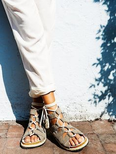 All Points Sandal. perfect sandals.