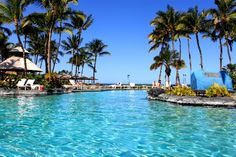 The Fairmont Orchid, Hawaii: The pool